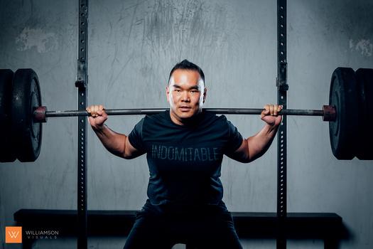 CrossFit Coach Portrait