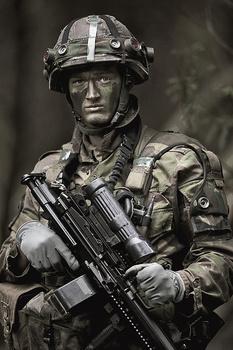 Airborn Soldier