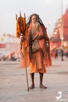 Sadu Holy Man