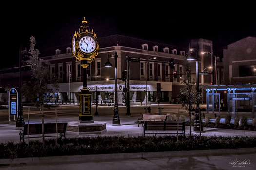 Winkler Jewerly Clock