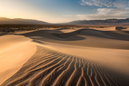 Death Valley and Me by Anthony Robin