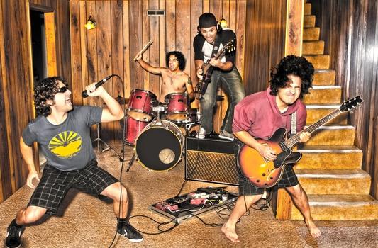 Basement Rock Star