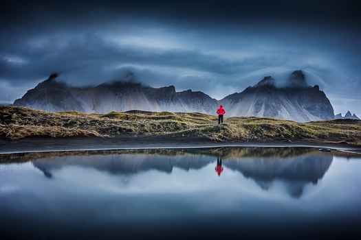 *** Vestrahorn Reflections ***