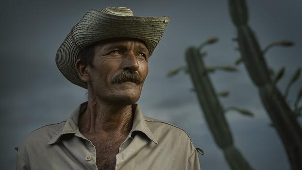 Raul Castenada, 48 years (Puerta de Golpe, Cuba)