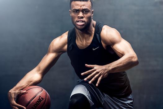 Nike Basketball by Sean Berry