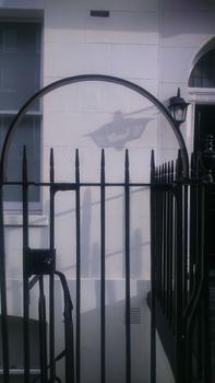 Georgian silhouettes III, London by Paola De Giovanni