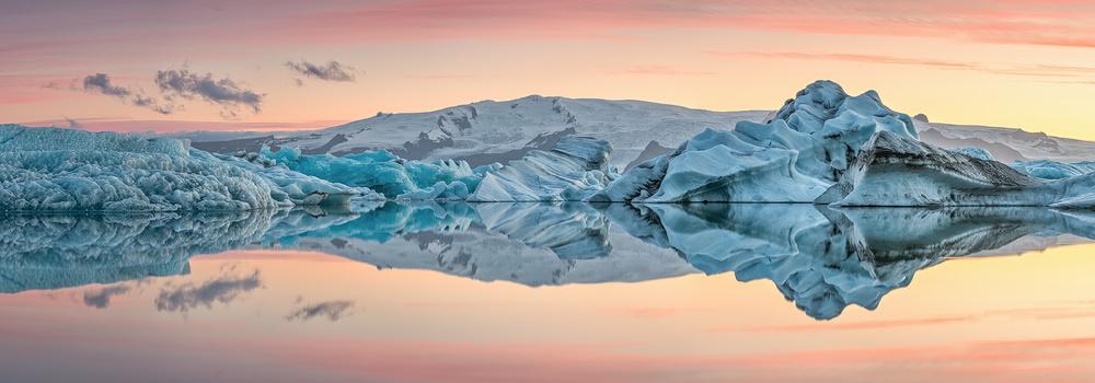 [ … glacier lagoon ]