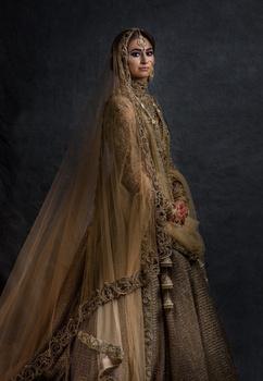 Rameka Bridal Portrait