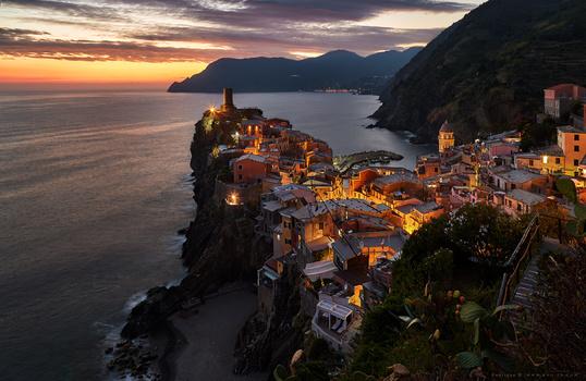 The Heart Of Cinque Terre