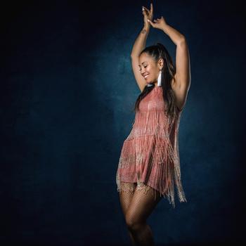 Dancing Lady by Jan de wild
