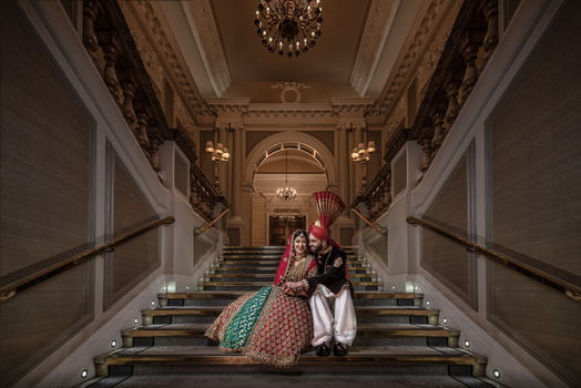 Grand Connaught Rooms Portraits