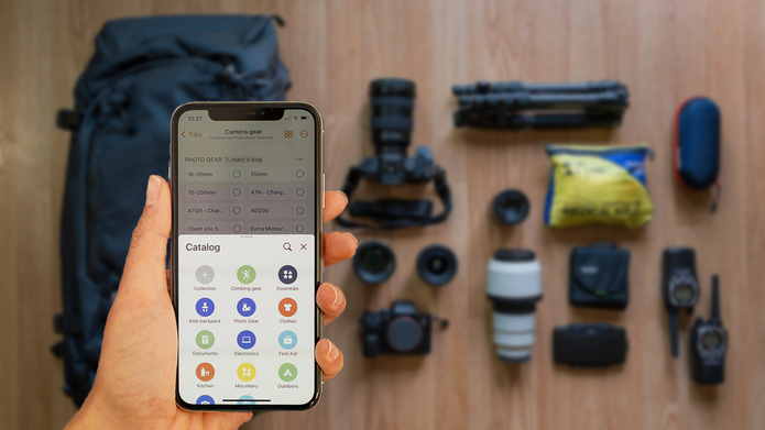 We Review the Best Packing App for Photographers: Packaroo