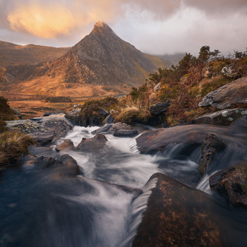 Tryfan - Snowdonia National Park Wales by Tom Athawes