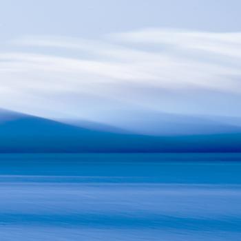 mountain flow by Alan Brown