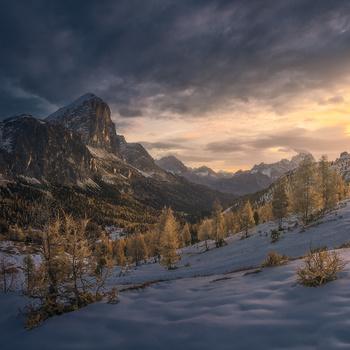 Enchanted land by Michele Buttazzoni
