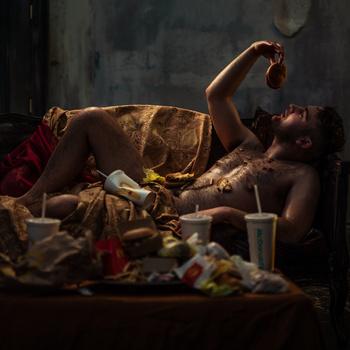 Gluttony by Jack Loughran