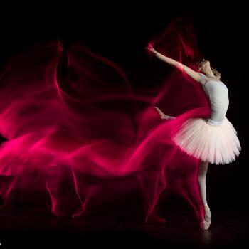 Maria in Motion by Koen De Clerck
