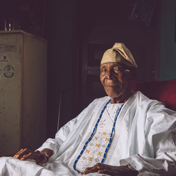 My Grandpa by Oladayo Odunaro
