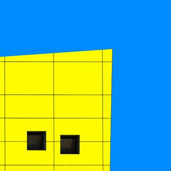 Yellow by Alon Jacobi