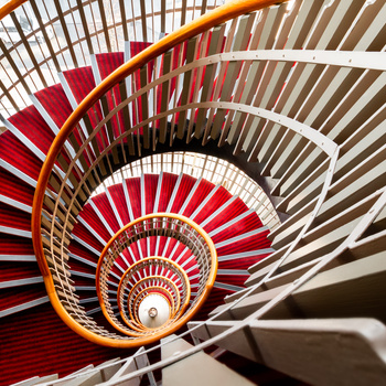 Spiral by Stephen Norman