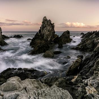 The Bluff Rocks by Anthony Ingram