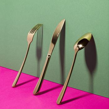 Cutlery by Stefan Gonzalevski