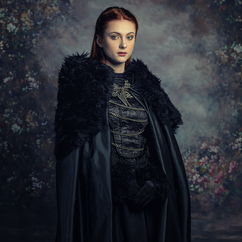 Sansa by Don Jose Romulo Davies