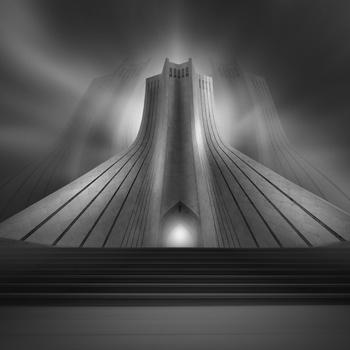 dream of freedom by Amirhossein Naghian