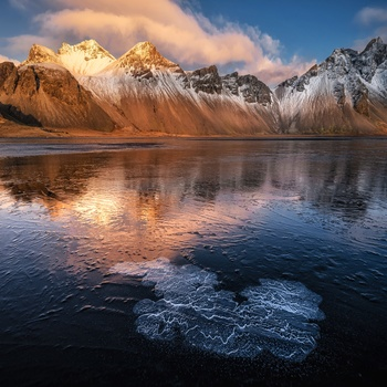 Magical Stokksnes by Efren Yanes