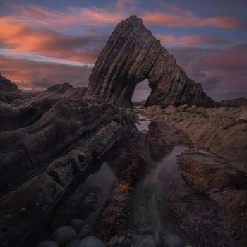 unnamed rock by David Garcia