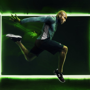 Jack for Under Armour by Carlton Canary
