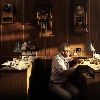 Watchmaker by Filip Kowalkowski