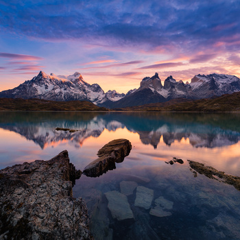 Colors of Patagonia by Elia Locardi