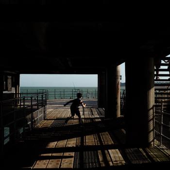 Beach Day by Dan Higginson