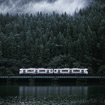 Takayama Main Line by akiko kitamura
