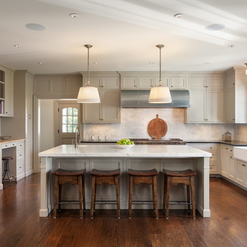 Spacious Kitchen by Mike Van Tassell