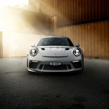 Porsche 911 GT3 RS by Pascal phPics