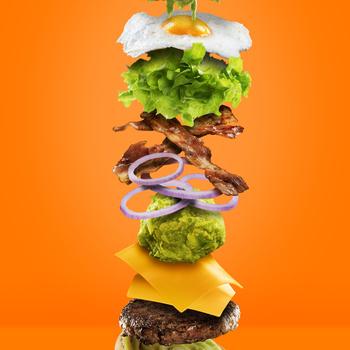 Weekly burger by Thomas Masotti by Thomas Masotti