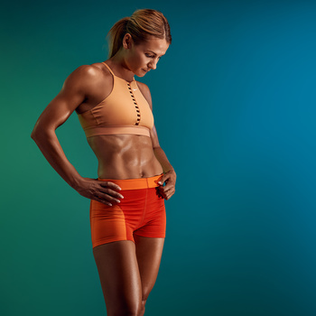 Karolina fitness 01 by Sebastian Malinowski
