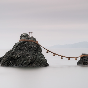空島 (The island in the sky) by Gerald Macua