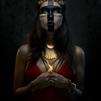 The Priestess by Daniel Kelly