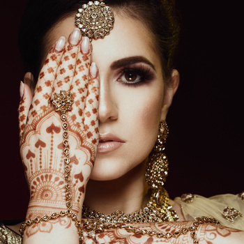 Bridal Beauty by Umar Junaid