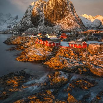 [ … Hamnøy ] by Raymond Hoffmann