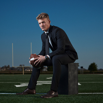 High School Football - Dallas Sports Portraits by JEFF Dietz