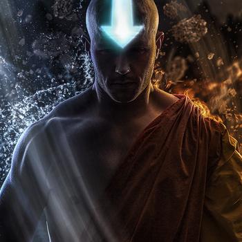The Avatar by Josh Hanna