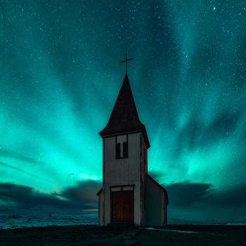Holy Light IV by Mikkel Beiter