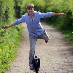 Self Balancing Unicycle's picture