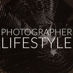 Photographer lifestyle