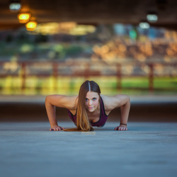 Athletic/Fitness Photography