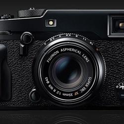 Fujifilm XPro-3